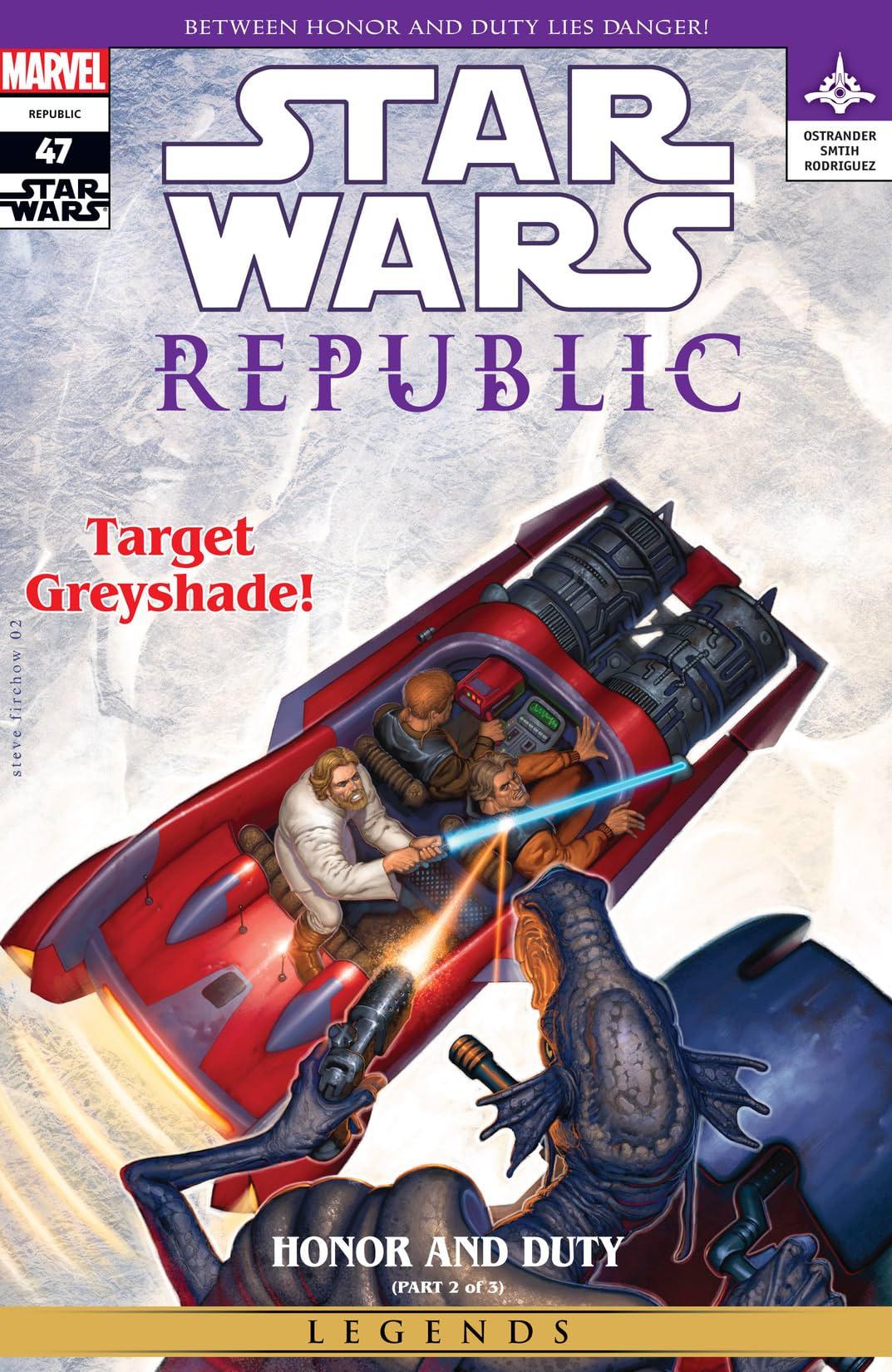 Star Wars: Republic (2002-2006) #47