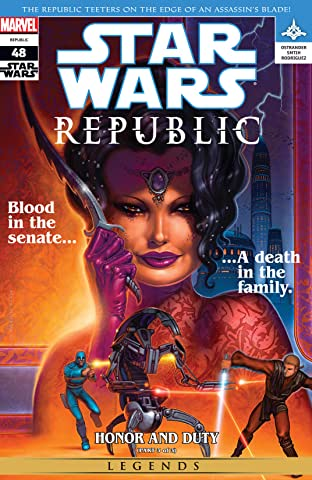 Star Wars: Republic (2002-2006) #48