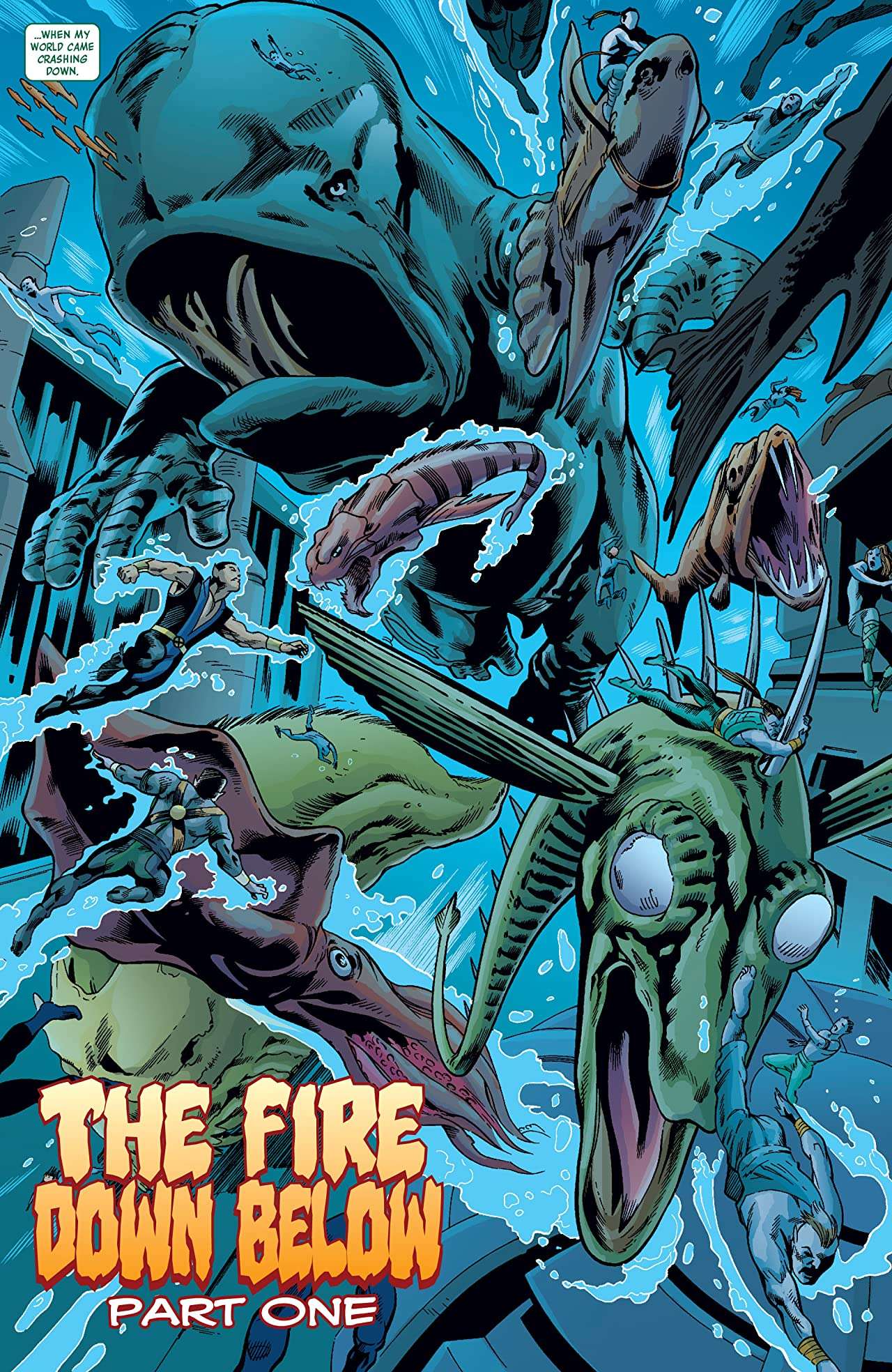 Namor: The First Mutant (2010-2011) #9