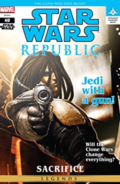 Star Wars: Republic (2002-2006) #49