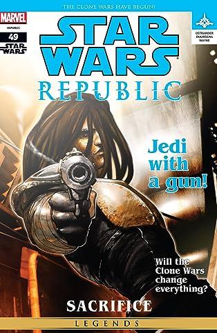 Star Wars: Republic (2002-2006) #49