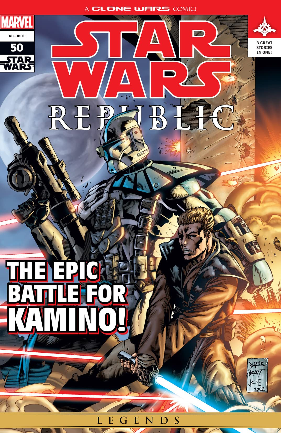 Star Wars: Republic (2002-2006) #50