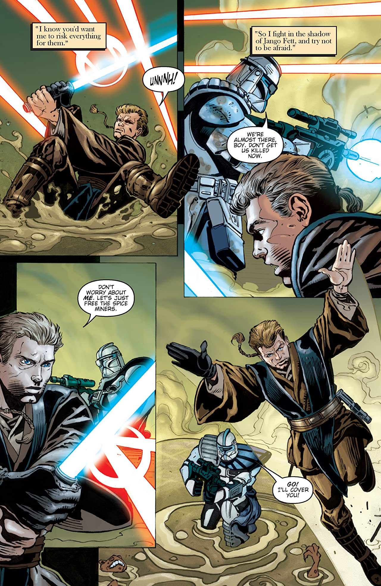 Star Wars: Republic (2002-2006) #52