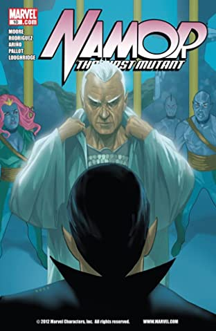 Namor: The First Mutant (2010-2011) No.10