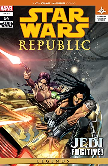 Star Wars: Republic (2002-2006) #54