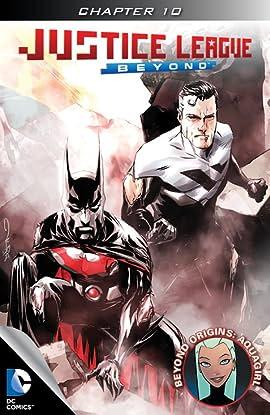 Justice League Beyond (2012-2013) #10