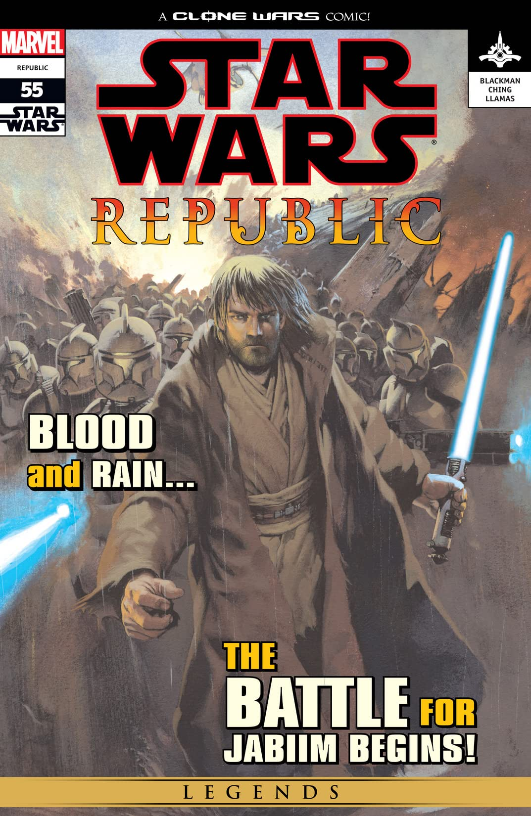 Star Wars: Republic (2002-2006) #55