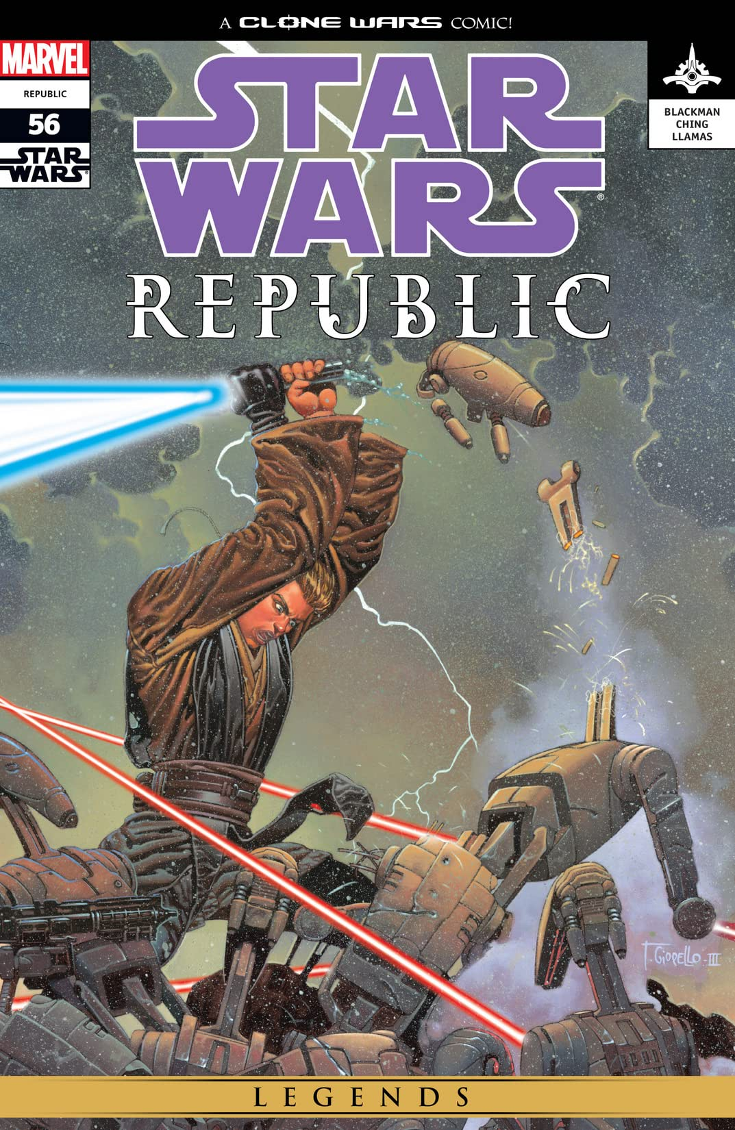 Star Wars: Republic (2002-2006) #56