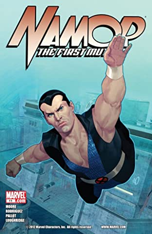 Namor: The First Mutant (2010-2011) No.11
