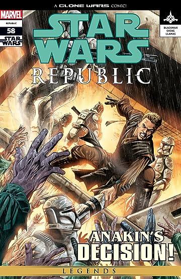 Star Wars: Republic (2002-2006) #58