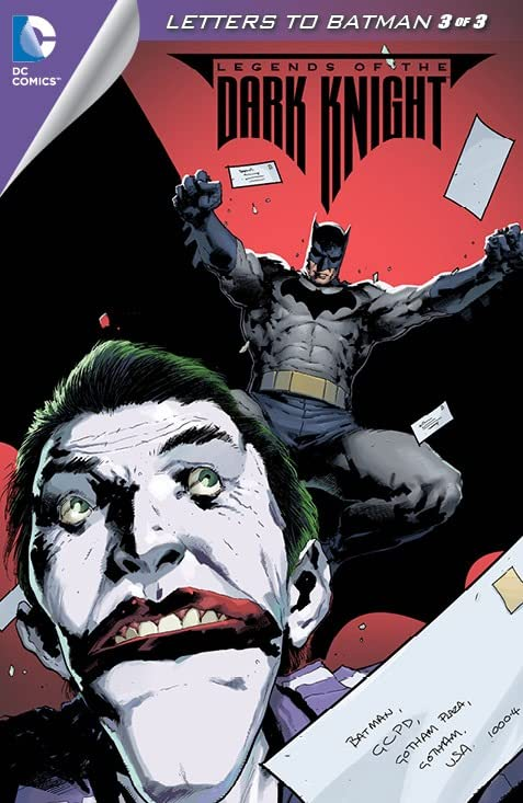 Legends of the Dark Knight (2012-2015) #9