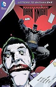 Legends of the Dark Knight (2012-2015) No.9