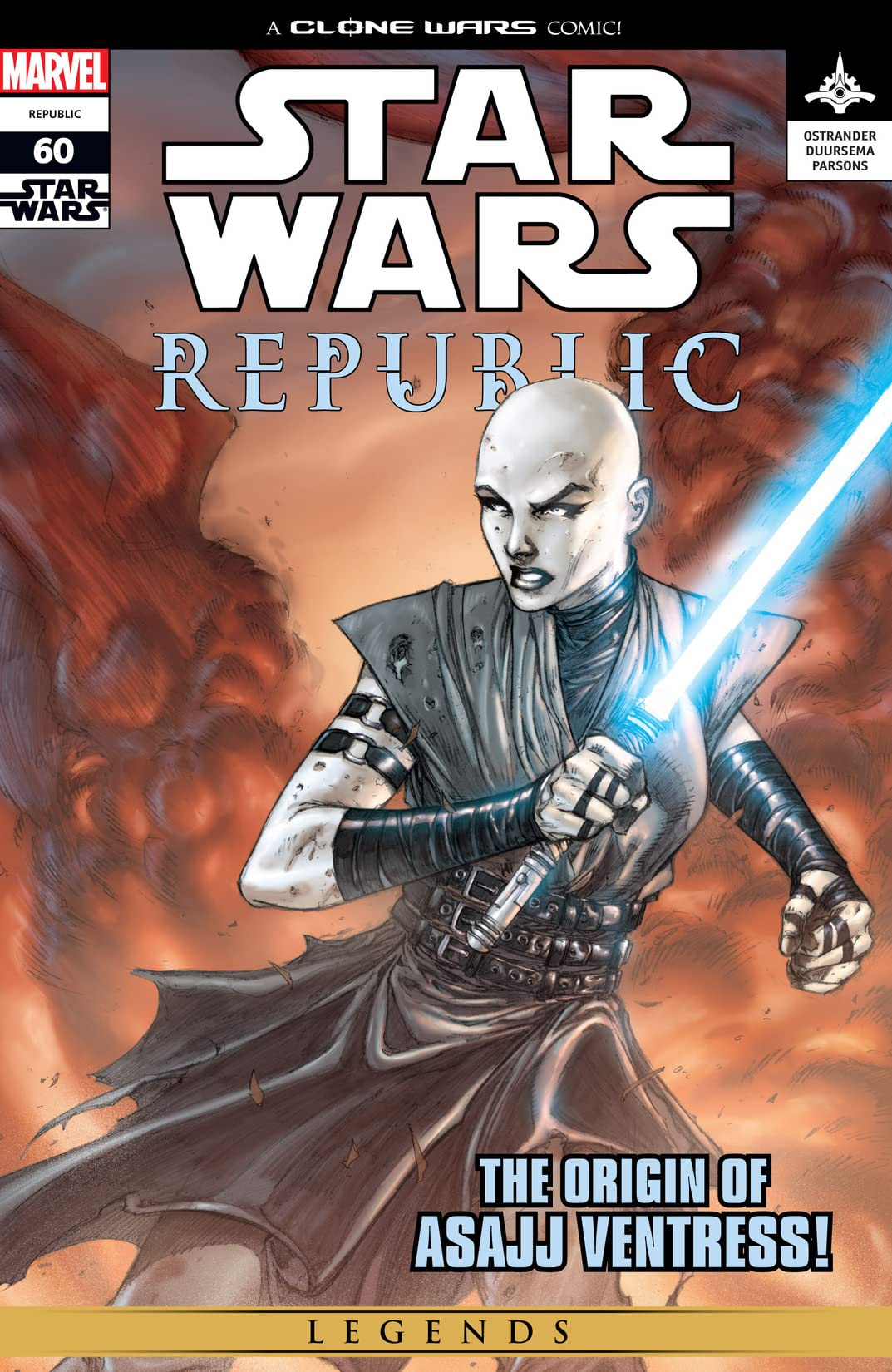 Star Wars: Republic (2002-2006) #60
