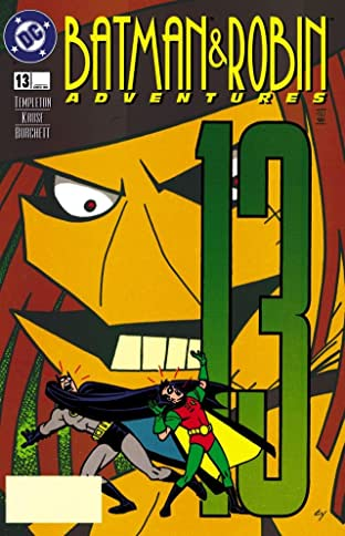 Batman & Robin Adventures (1995-1997) #13