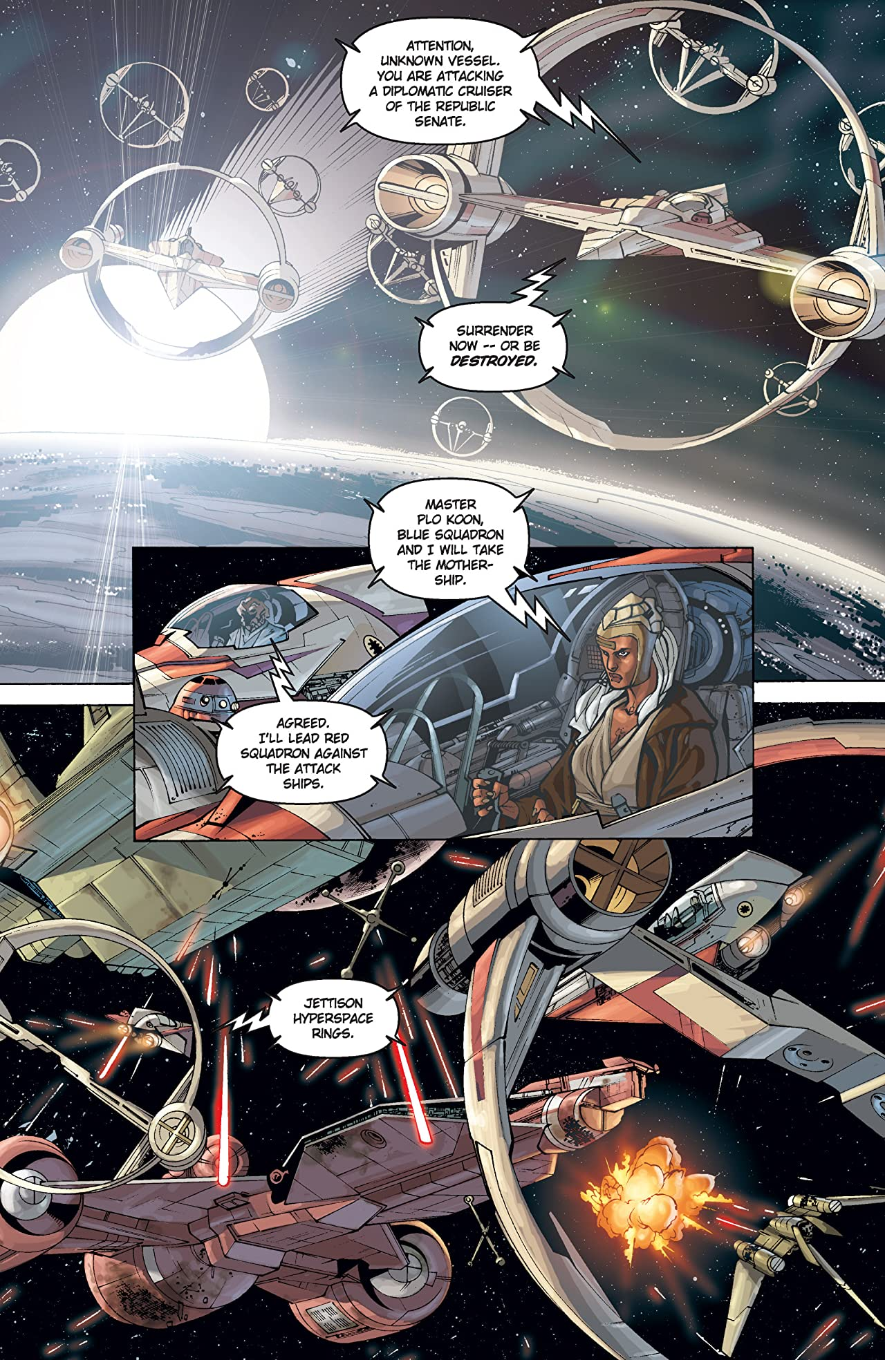 Star Wars: Republic (2002-2006) #61