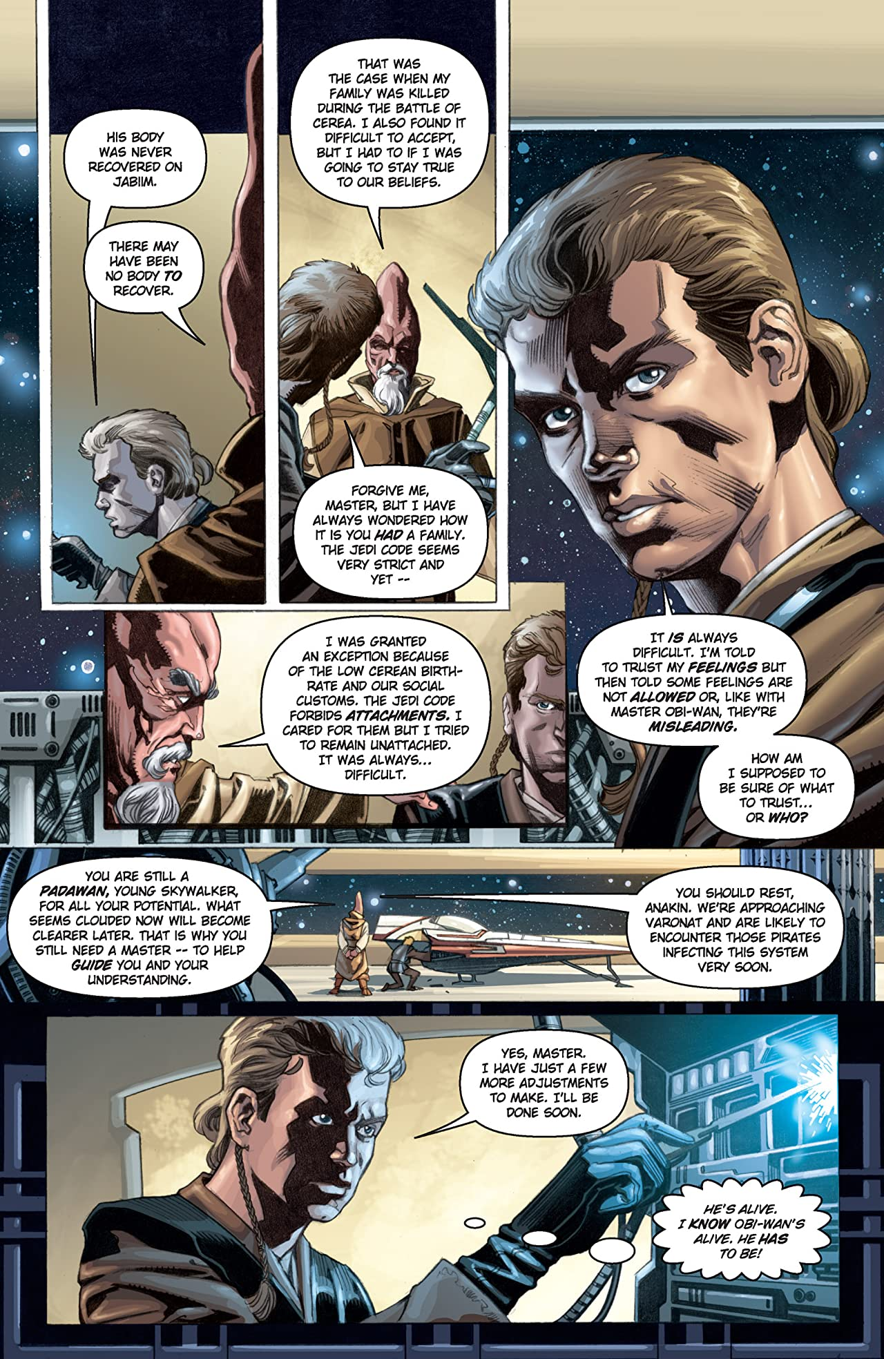 Star Wars: Republic (2002-2006) #62