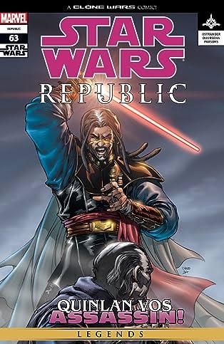 Star Wars: Republic (2002-2006) #63