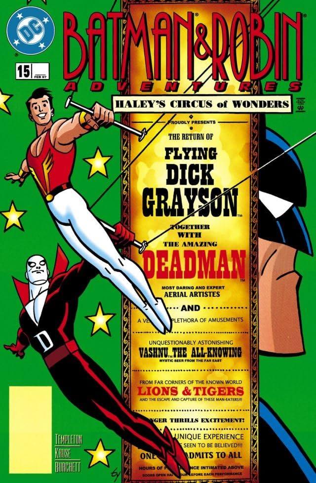 Batman & Robin Adventures (1995-1997) #15