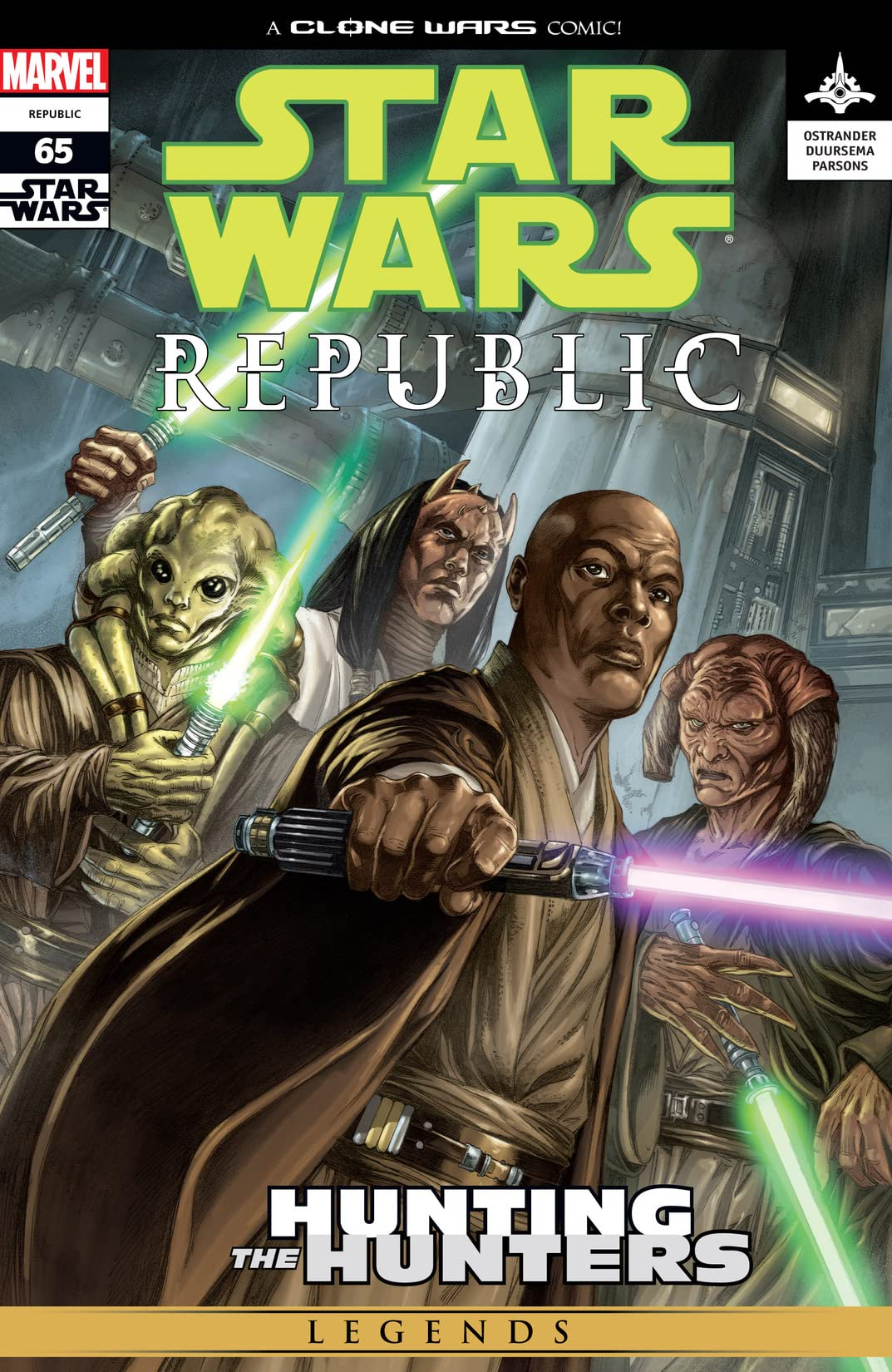 Star Wars: Republic (2002-2006) #65