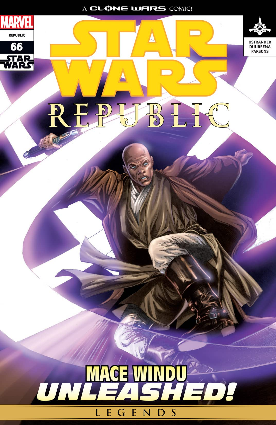 Star Wars: Republic (2002-2006) #66