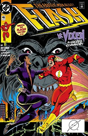 The Flash (1987-2009) #46
