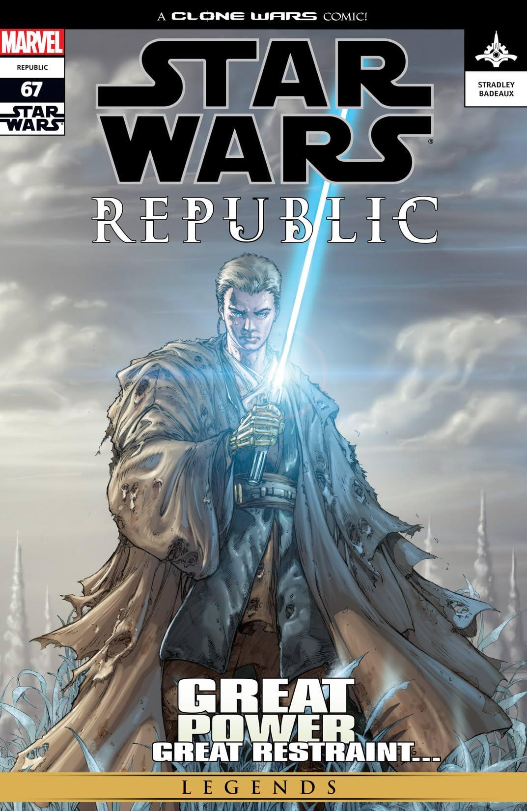 Star Wars: Republic (2002-2006) #67