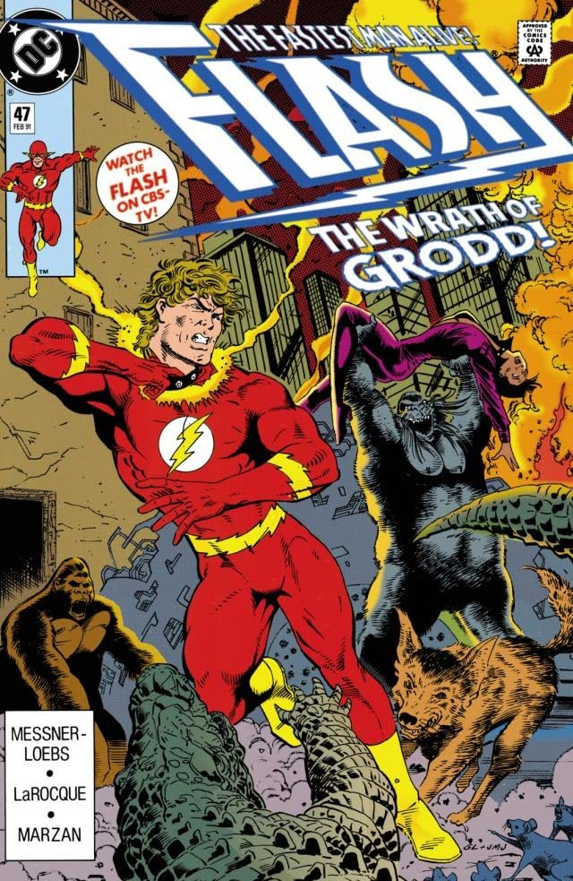 The Flash (1987-2009) #47
