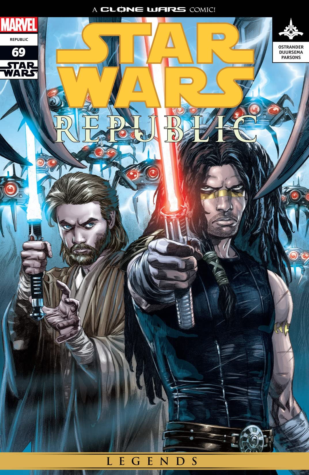 Star Wars: Republic (2002-2006) #69