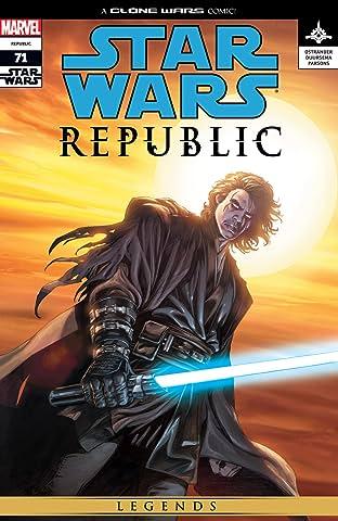 Star Wars: Republic (2002-2006) #71