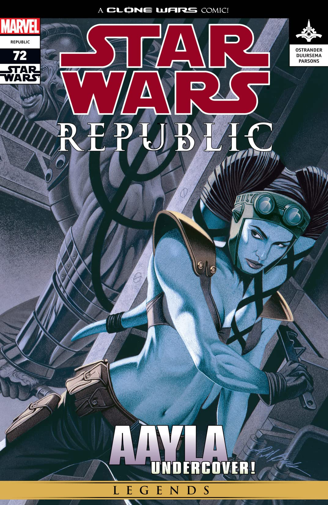 Star Wars: Republic (2002-2006) #72
