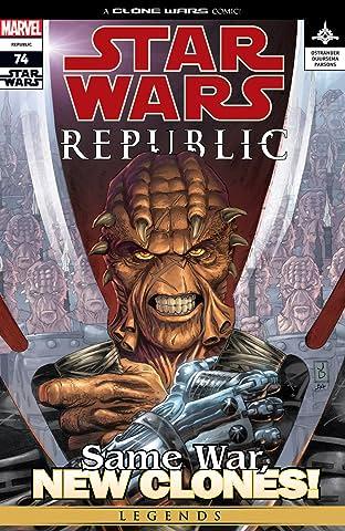 Star Wars: Republic (2002-2006) #74
