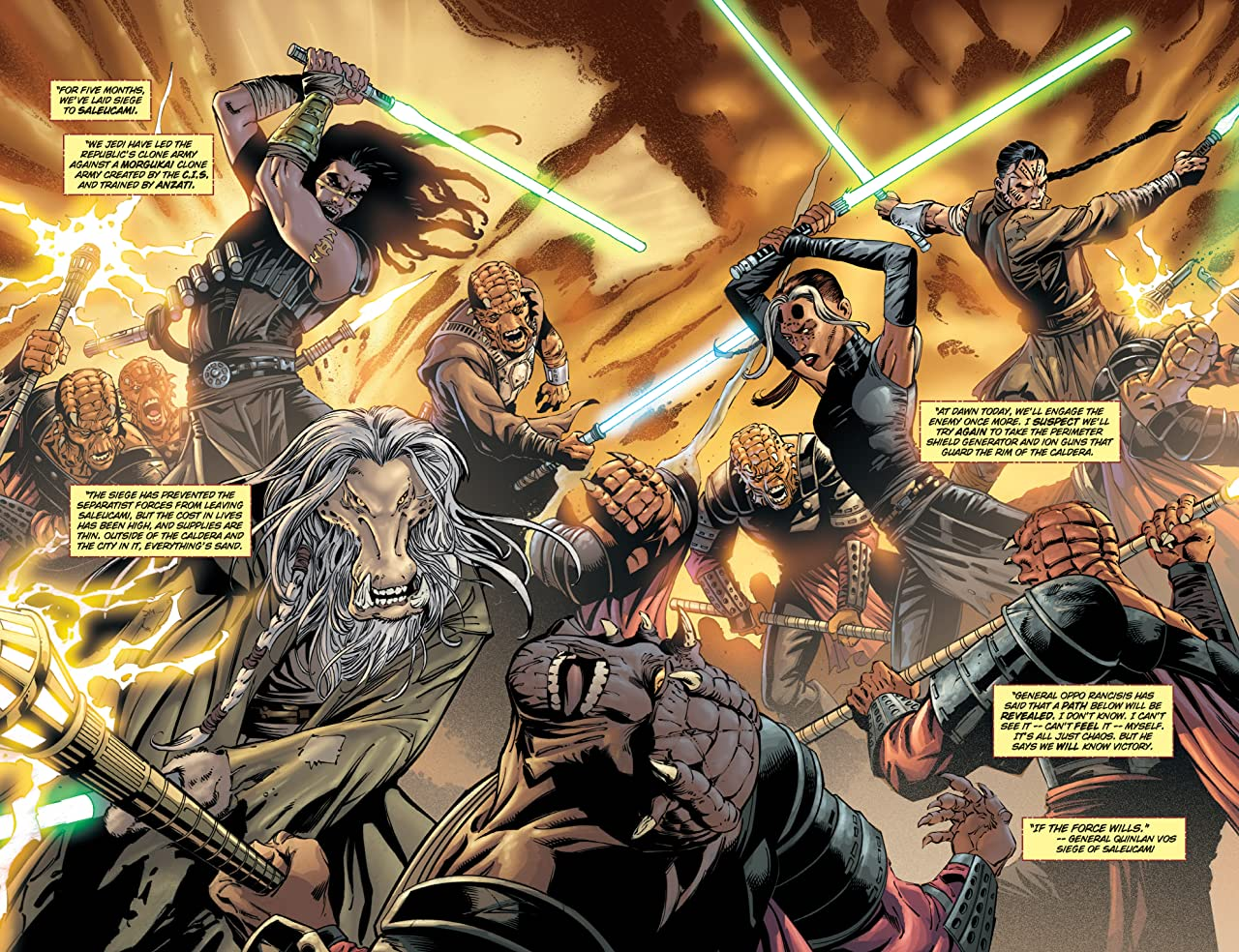 Star Wars: Republic (2002-2006) #74