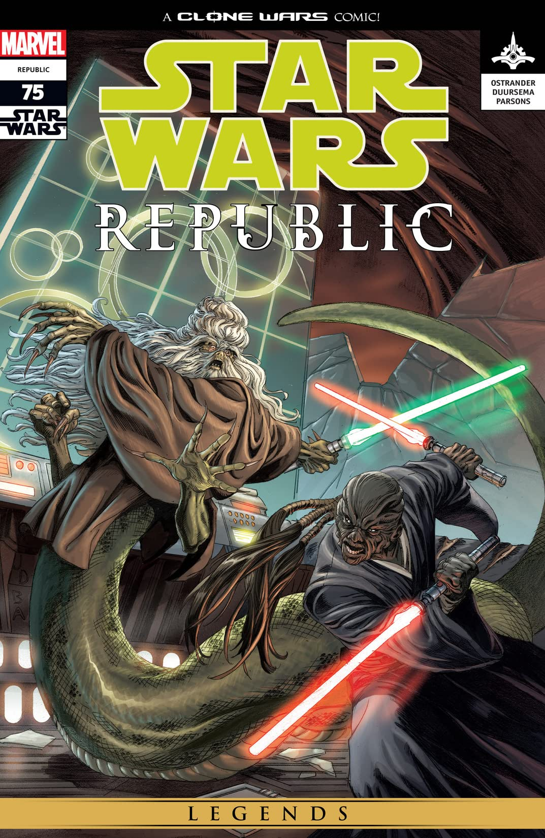 Star Wars: Republic (2002-2006) #75