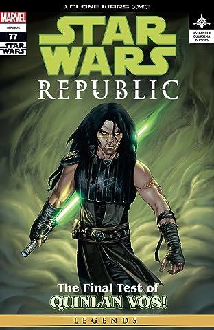 Star Wars: Republic (2002-2006) #77