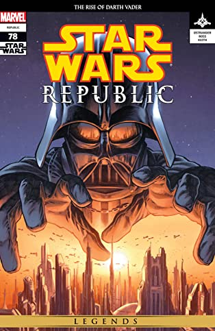 Star Wars: Republic (2002-2006) #78
