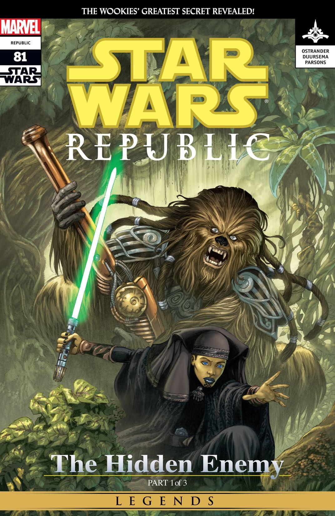Star Wars: Republic (2002-2006) #81