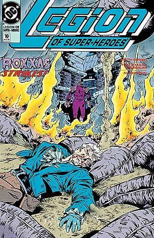 Legion of Super-Heroes (1989-2000) No.10