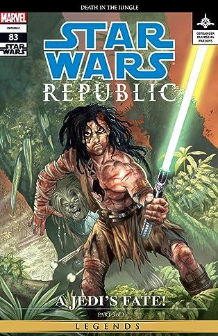 Star Wars: Republic (2002-2006) #83