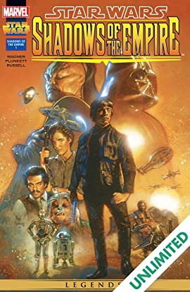 Star Wars: Shadows of the Empire (1996) #1 (of 6)