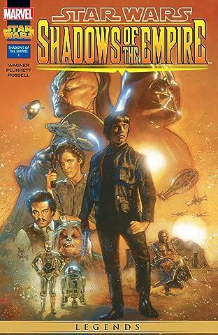 Star Wars: Shadows of the Empire (1996) No.1 (sur 6)