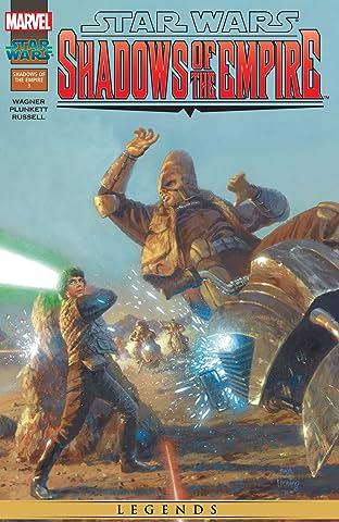 Star Wars: Shadows of the Empire (1996) No.3 (sur 6)