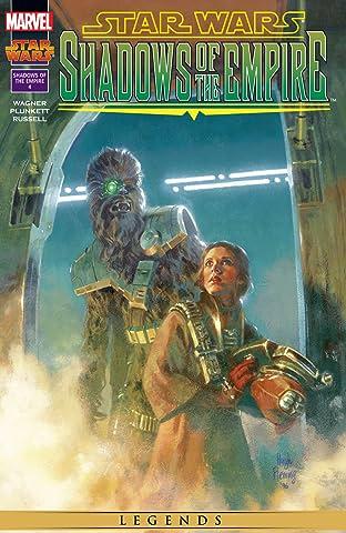 Star Wars: Shadows of the Empire (1996) No.4 (sur 6)