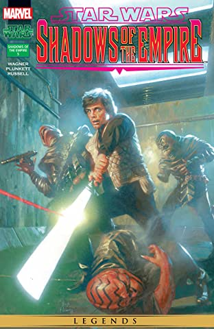 Star Wars: Shadows of the Empire (1996) No.5 (sur 6)
