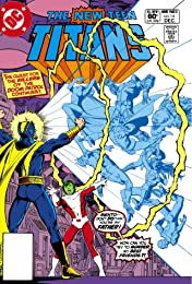 New Teen Titans (1980-1988) #14