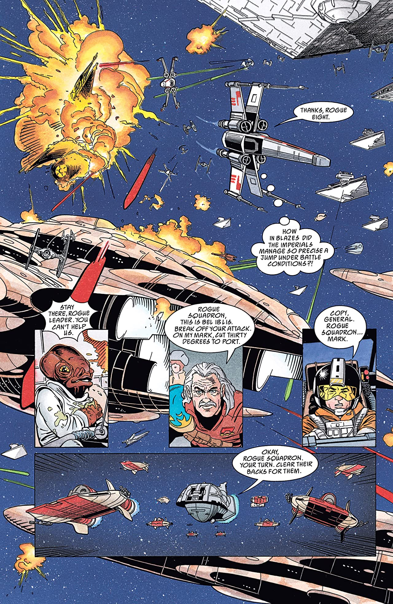 Star Wars: The Last Command (1997-1998) #2 (of 6)