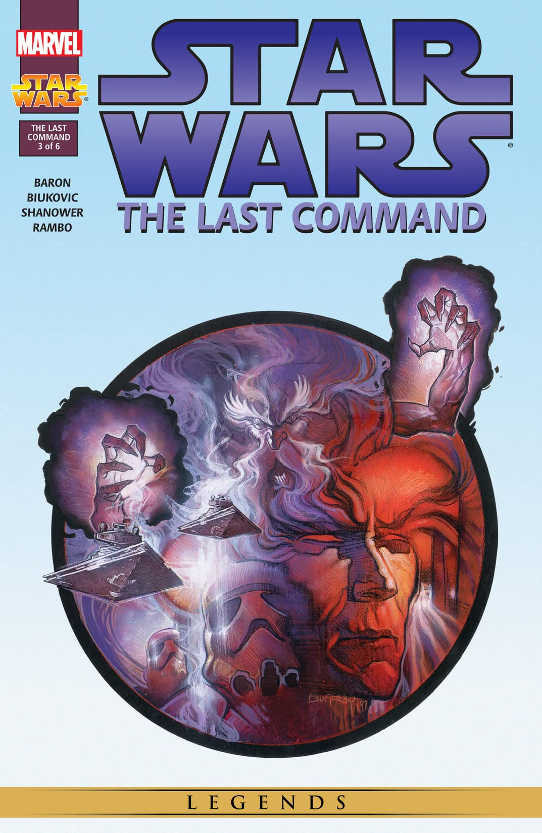 Star Wars: The Last Command (1997-1998) #3 (of 6)