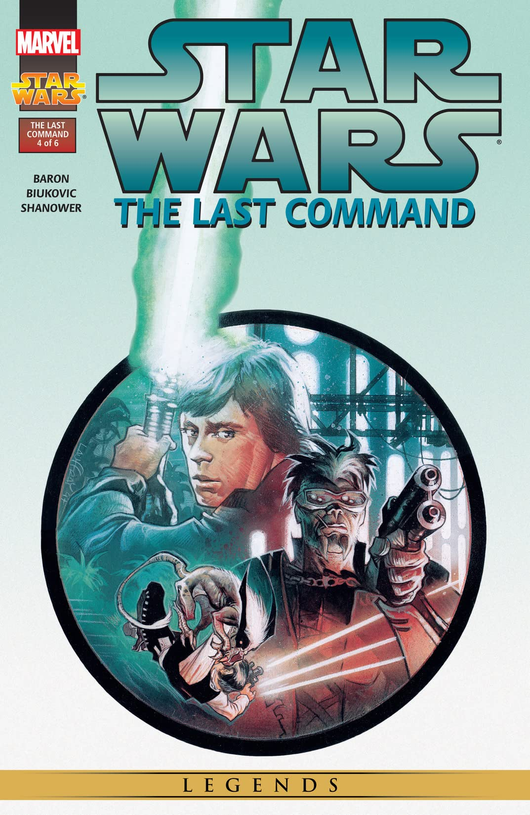 Star Wars: The Last Command (1997-1998) #4 (of 6)