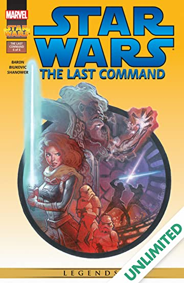Star Wars: The Last Command (1997-1998) #6 (of 6)