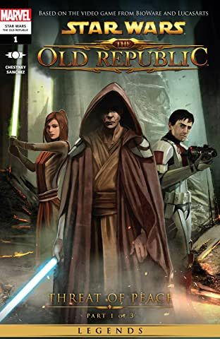 Star Wars: The Old Republic (2010) No.1