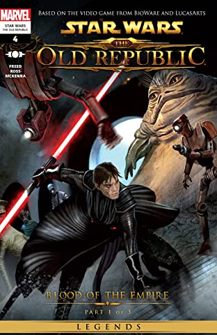 Star Wars: The Old Republic (2010) No.4